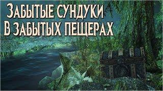 Skyrim СЕКРЕТЫ Западных Пещер УНИКАЛЬНЫЙ СПУТНИК ОРЧИЦА