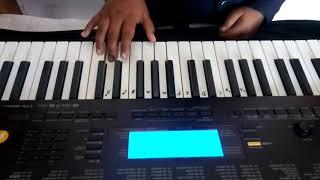 Ye shaam mastani piano cover