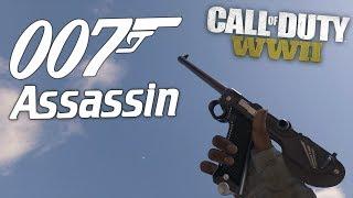 007 ASSASSIN! NINJA DEFUSE GOD.. COD WW2!