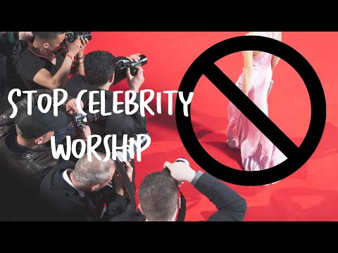Celebrities Don't Pay Your Bills | Stop Celebrity Worship