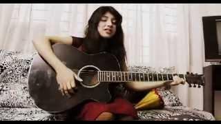 Ki Likhi Tomay - - Lata Mangeshkar-cover by Sheniz