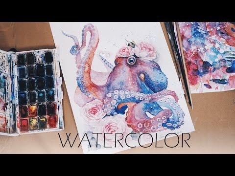 Уроки рисования, учимся рисовать, рисуем