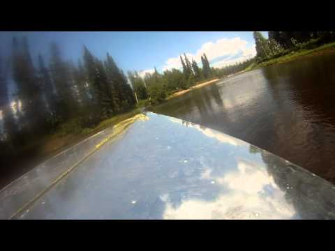 Jetboating on the Chena river