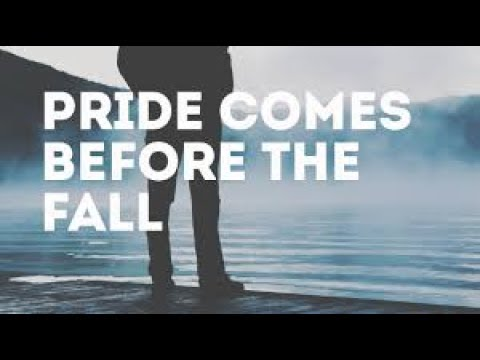 PRIDE: When We Think We Can't Be Tempted or Deceived
