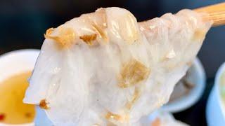 Bánh cuốn chảo_công thức pha bột mới của BH cho bánh thơm mềm ko bị khô