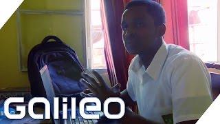 Kinderzimmer weltweit: USA und Ruanda | Galileo | ProSieben