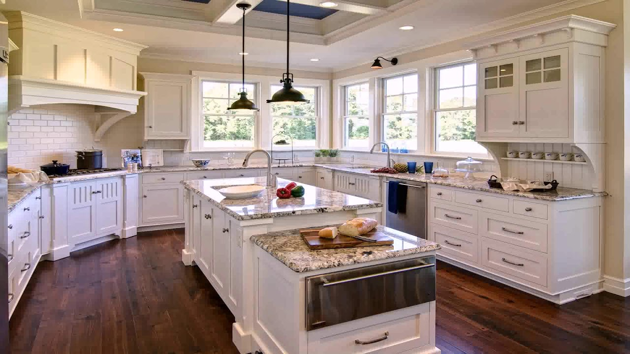 Colonial House Kitchen Remodel