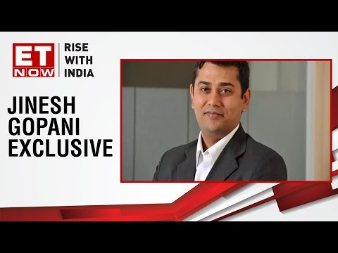 Axis MFs' Bets Against The Volatility | Jinesh Gopani Of Axis Mutual Fund To ET NOW