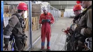 Безопасные методы и приемы выполнения работ на высоте (Байкальский Центр Образования г. Иркутск)