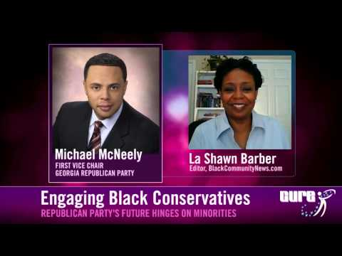 Georgia GOP official, Michael McNeely, hails minority outreach success