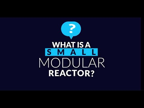 What is a Small Modular Reactor (SMR)?