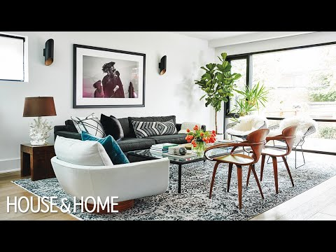 Interior Design How To Warm Up Modern Home