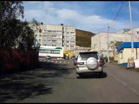 Поездка по Петропавловск-Камчатскому 22.09.2013