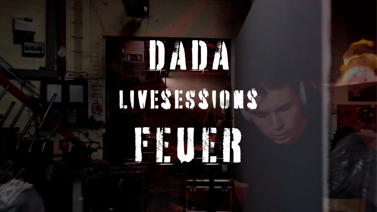 Dada - Feuer | Dschungel Live Session (4K)