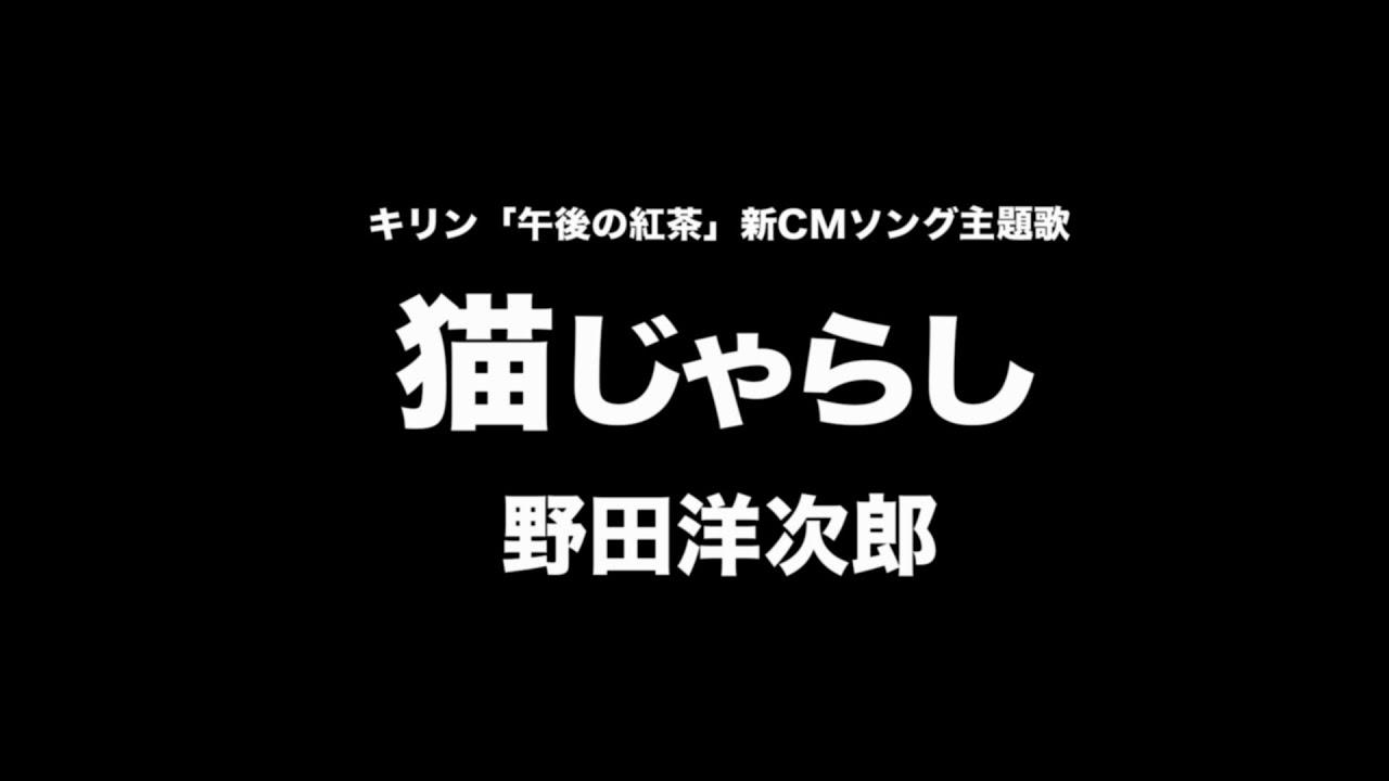 野田洋次郎 - 猫じゃらし(キリン「午後の紅茶」新CMソング)Cover by 藤末樹 / 歌:HARAKEN【フル/字幕/歌詞付】