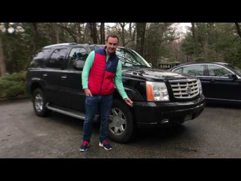 Modern Day Classic: 2003 Cadillac Escalade Review
