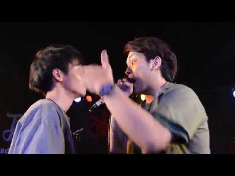 """【ENTER MC BATTLE ベストバウト】""""Hyde vs じょう"""" (2017.7月)"""