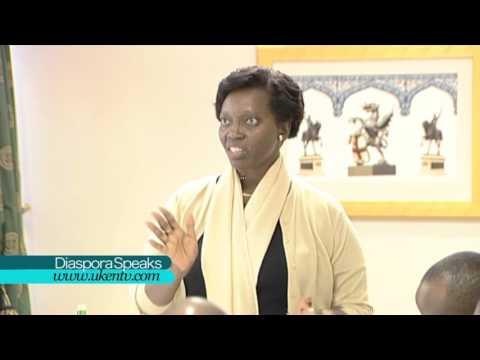 Martha Karua speaks