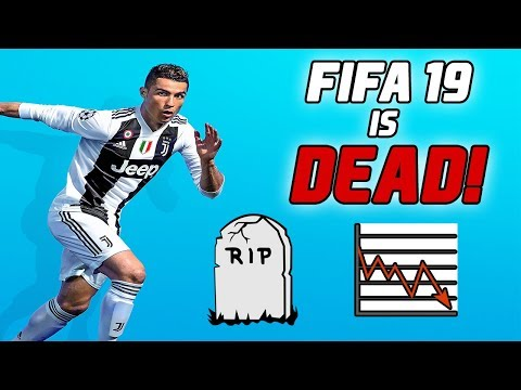 Why FIFA 19 Is The *WORST FIFA* Of ALL TIME! (I QUIT!) @easportsfifa