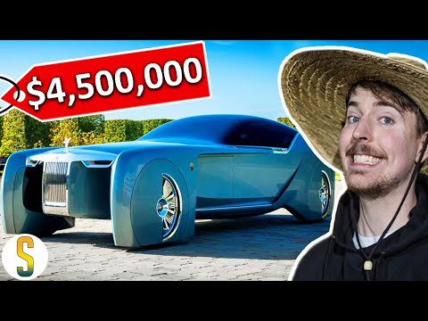 8 MOST EXPENSIVE Youtubers Cars (MrBeast, Jojo Siwa, Logan Paul, David Dobrik)