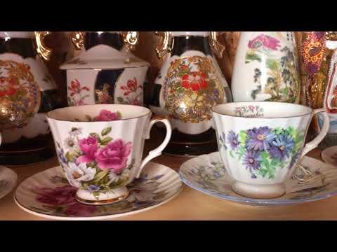 Kay's Tea Pot & Antique Collections 2017