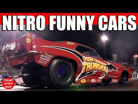 2013 Nitro Nationals Funny Cars Drag Racing Qualifying Drag Strip Riot Nostalgia Videos
