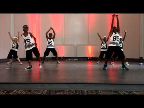 The Situation @ The big kahuna dance comp
