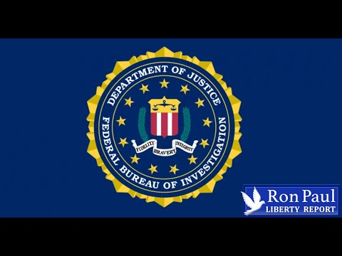 FBI To Americans: 'Report On Your Families!'