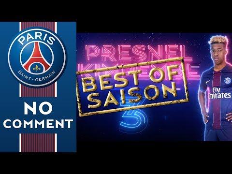 BEST OF PSGTV 2016/2017 - PRESNEL KIMPEMBE