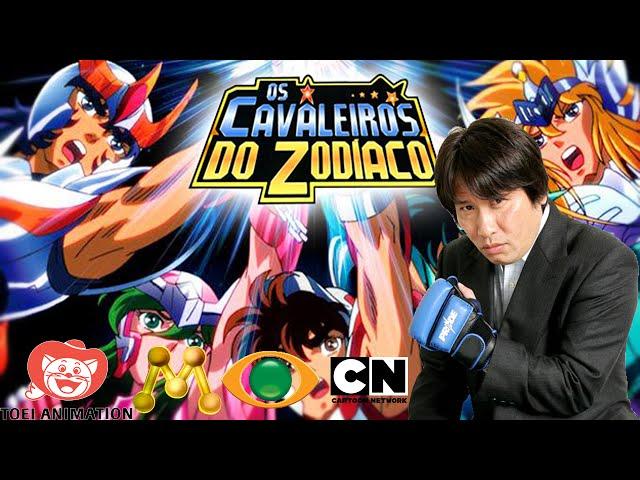 A ORIGEM DE OS CAVALEIROS DO ZODÍACO | Yan Animes