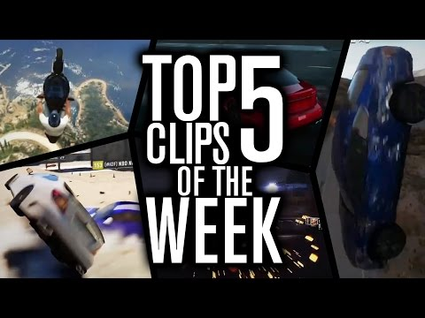 Top 5 Clips Of The Week #2 | I'M STILL FLIPPING!