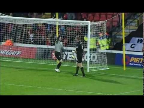 Watford 4 - 2 Bradford City (FA Cup) 07/01/12