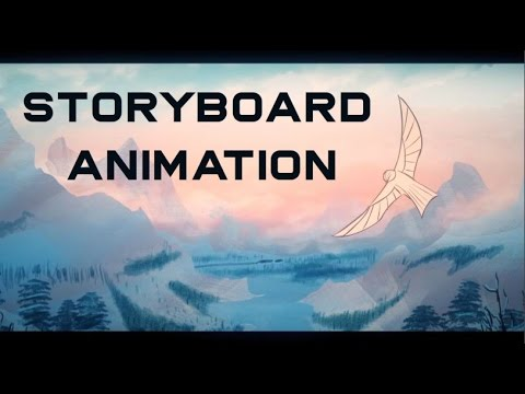 How to storyboard an animation (In Flash)