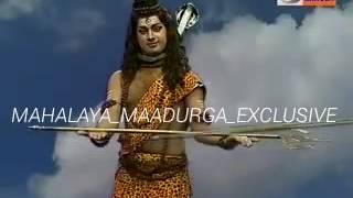 A Part  of  DD Bangla  Mahalaya 2009  by  Priyanka  Ghosh