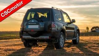 Mitsubishi Montero / Jeep Wrangler | Pruebas en todoterreno