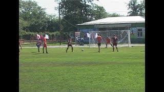 В футбол играют все, даже сотрудники ГУФСИН