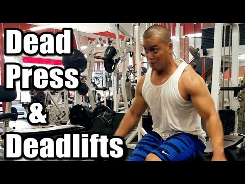 Dead Press & Deadlifts Its A Lifestyle | Week 4 GZCL Rippler