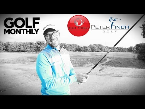 COURSE VLOG PT1 - RICK SHIELS & PETER FINCH EXCLUSIVE FOR GOLF MONTHLY