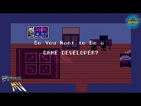 First Impressions MV - Gamedev: The Beginning - IGMC 2017 - RPG Maker MV