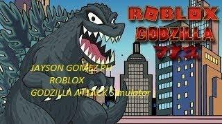 Sorry Kung Walang MIC!!! | Godzilla Attack Simulator (ROBLOX)