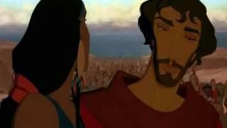 Il principe d'Egitto- Mosè salva il suo popolo.wmv