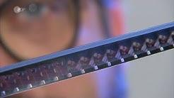 Erklärvideo: Warum Kinofilme im TV schneller laufen - Volker Erbert | ZDF