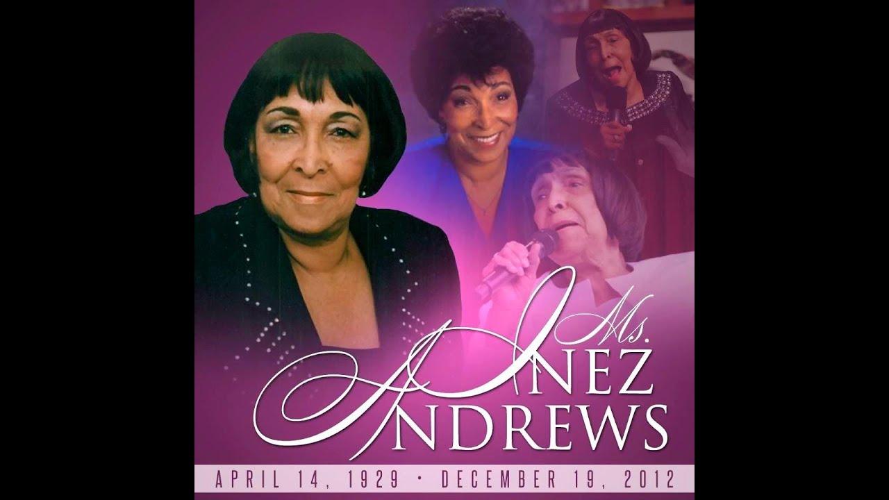 Inez Andrews Ms INEZ ANDREWS Obituary In LOVING Memory of The HIGH Priestess