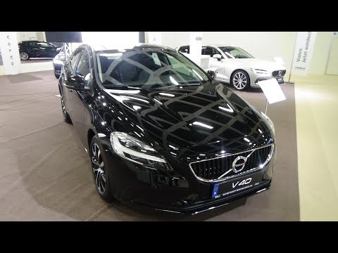 2020 Volvo V40 T2 Momentum Exterior And Interior Autotage Berlin 2019 Youtube