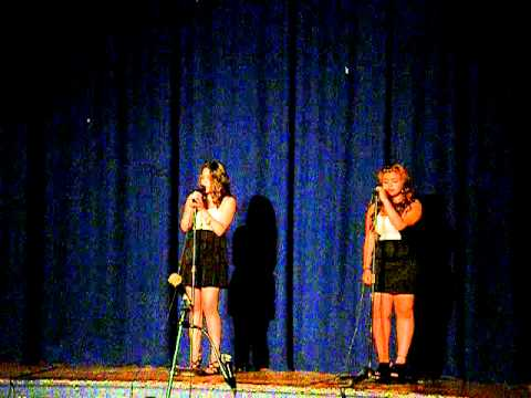 GROVER CLEVELAND HIGH SCHOOL 2014 CONCERT .  AMY WE LOVE YOU