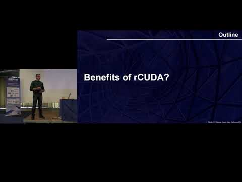 Heterogeneous Computing with rCUDA