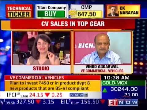 Vinod Aggarwal, MD & CEO, VECV speaks to ET Now about CV industry & VECV's investment plans