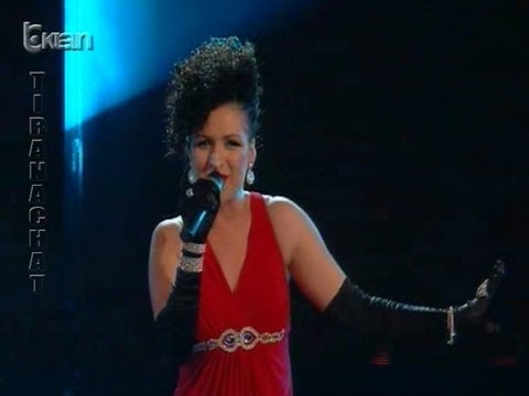 Lirije Rashiti - Diamonds are a girl best friend (X Factor Albania Live Show 7)