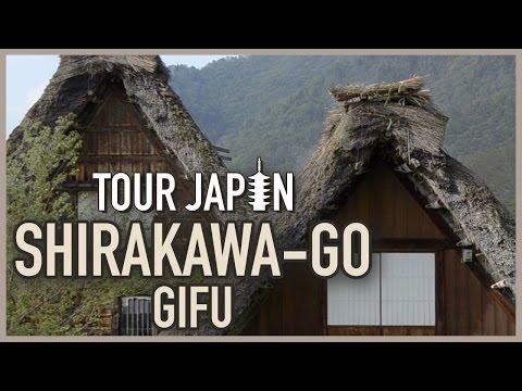Visiting Japanese Farmhouses in Shirakawa-go (guide)