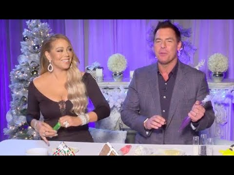 "Mariah Carey — NEW INTERVIEW on ""Home & Family"" Show (2017)"